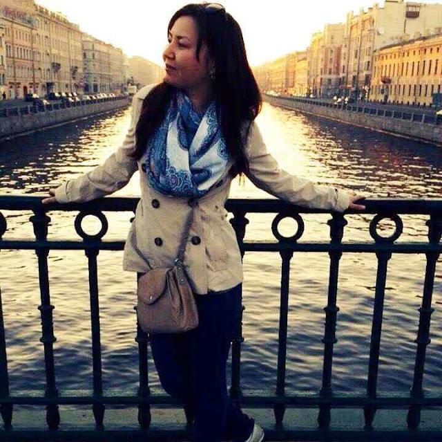 """A jornalista russa Alexandra Garmazhapova, também conseguiu ingressar numa """"granja de trolls"""""""