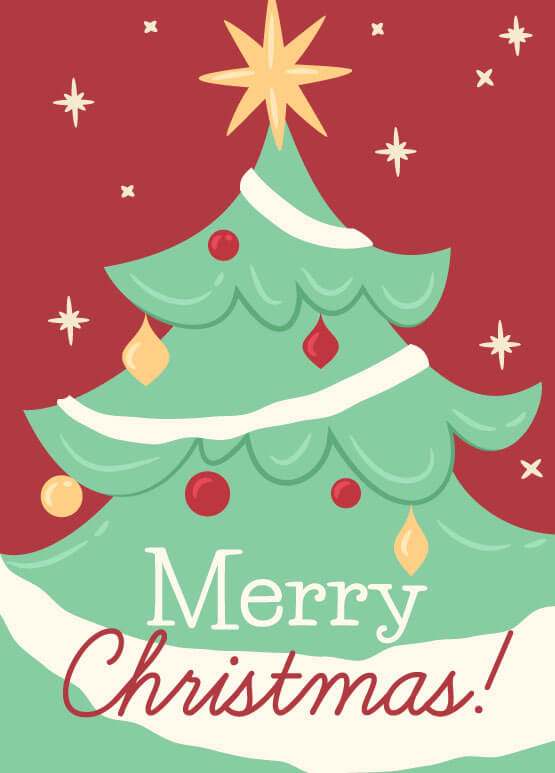 merry christmas cards free