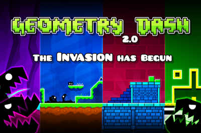 Geometry Dash v2.0.11 Android