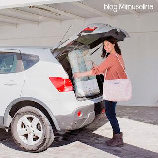 blog mimuselina viajar con niños en coche por carretera consejos bebé en coche
