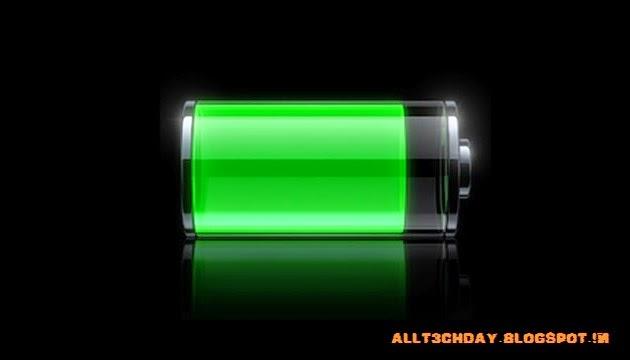 Smartphone battery life image