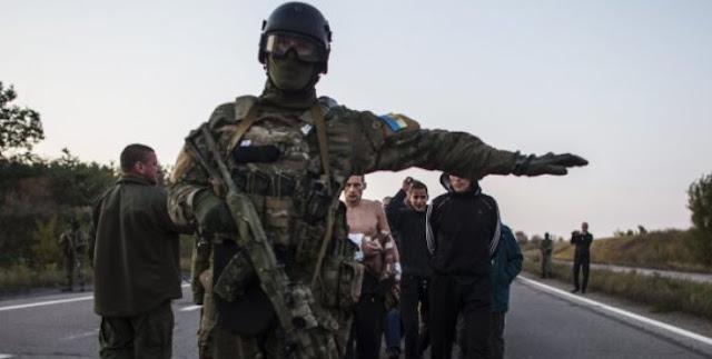 Солдат всу из тернополя в плену