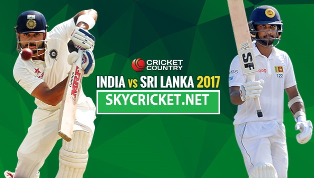 India v Sri Lanka Test Series Live Telecast