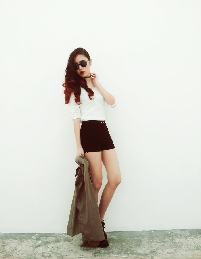 Brunei Blogger May Cho