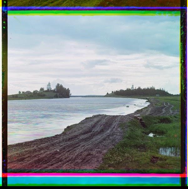 Photo de paysage prise par Procoudine-Gorsky
