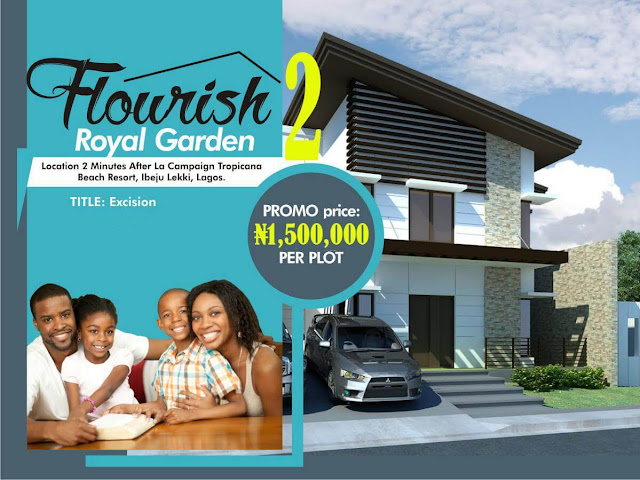 Flourish Royal Garden Phase 2