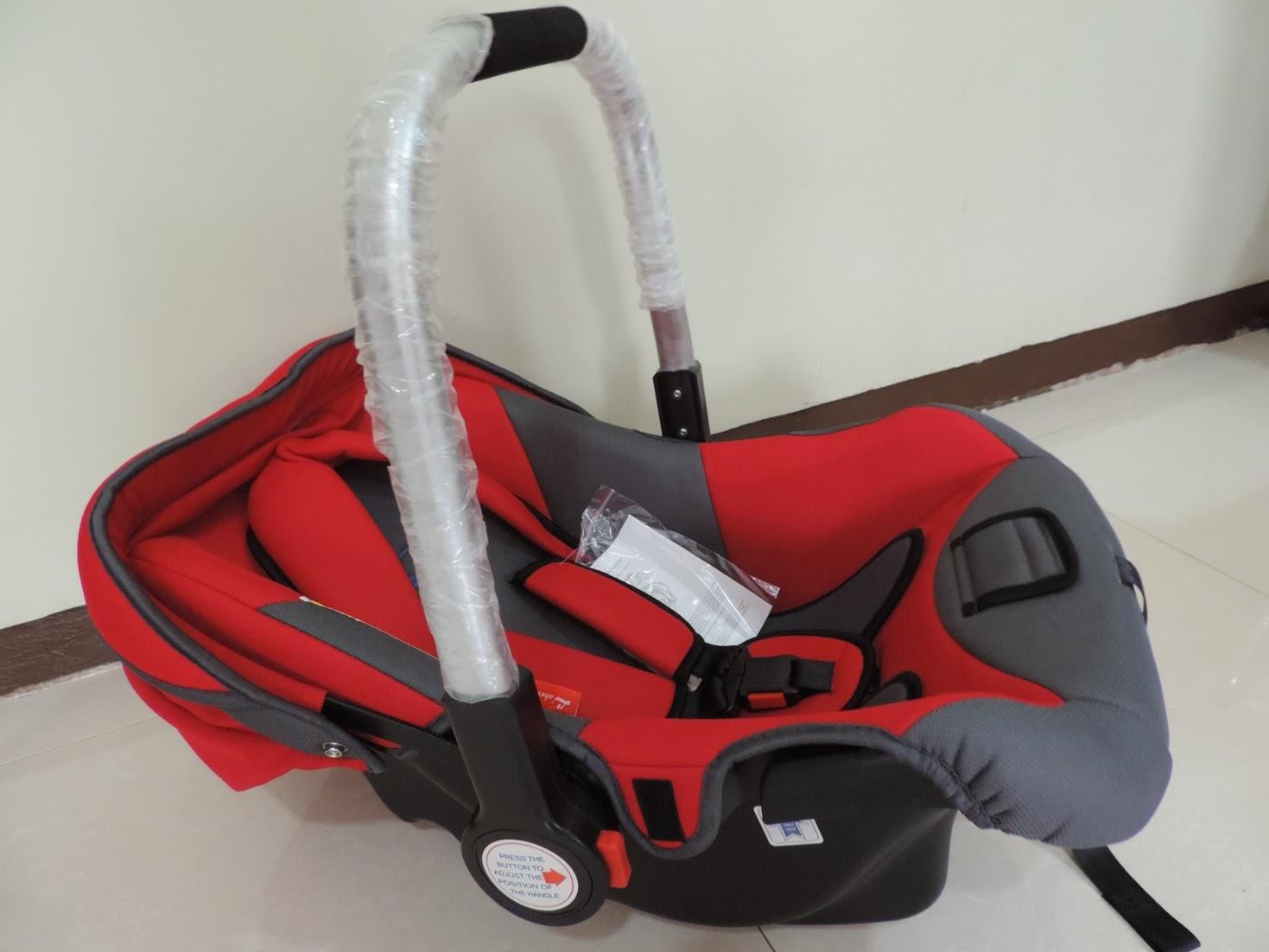 Labeille Baby Car Seat Toybox Rental Sewa Mainan Dan