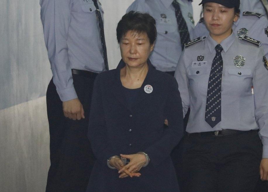 Expresidenta de Corea del Sur defiende su inocencia en caso Rasputina