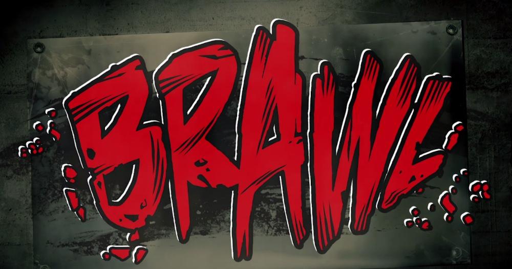 BRAWL PC Game Free Download Poster