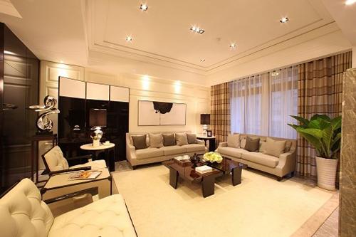 Cận cảnh thiết kế nội thất căn hộ chung cư cao cấp của vợ chồng Thư Kỳ 3