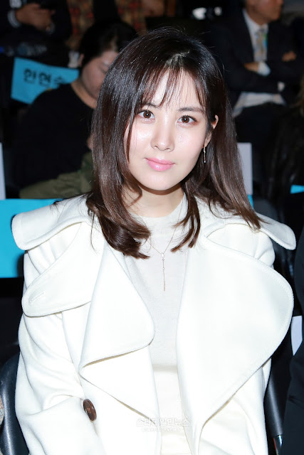 SNSD SeoHyun 2016 Hera Seoul Fashion Week