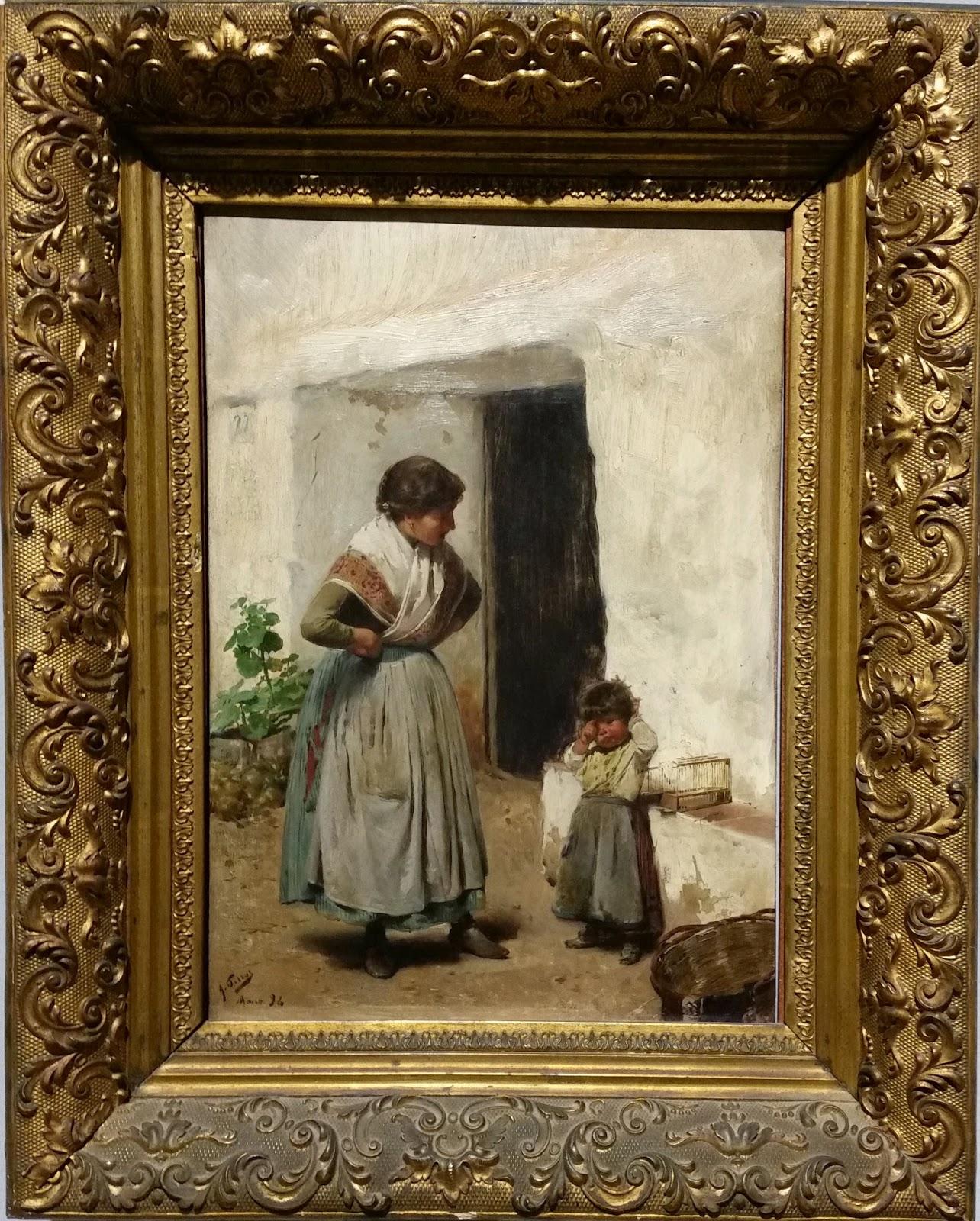 Cosas mias antonio fillol un pintor valenciano - Pintor valenciano ...