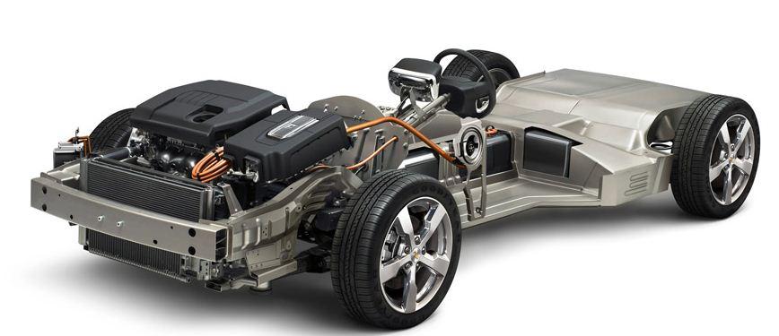 Future Car Chevrolet Volt 2011 Electric Car Best Design Idea