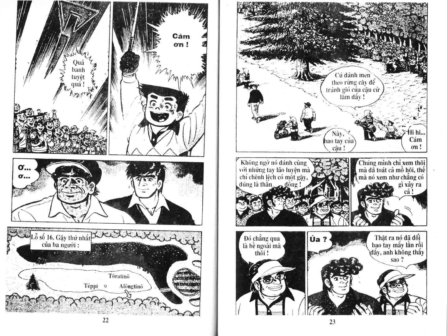 Ashita Tenki ni Naare chapter 47 trang 11