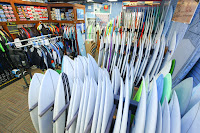 Sunrise Surf Shop Boards