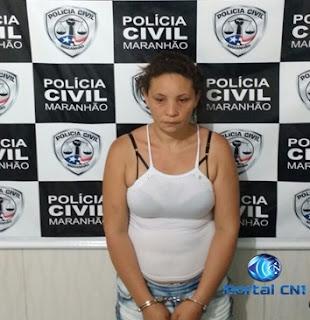 Polícia Civil de Brejo prende suspeita de estelionato