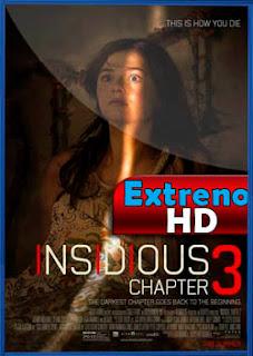 La Noche del Demonio 3 | 3gp/Mp4/DVDRip Latino HD Mega