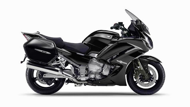 Yamaha FJR 1300AS & FJR 1300AE 2014