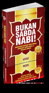 Bukan Sabda Nabi | TOKO BUKU ONLINE SURABAYA