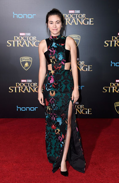 Actress, @ Jessica Henwick - 'doctor Strange' Premiere In Hollywood