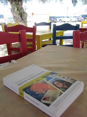 Zorba the Greek as a Greek-holiday read