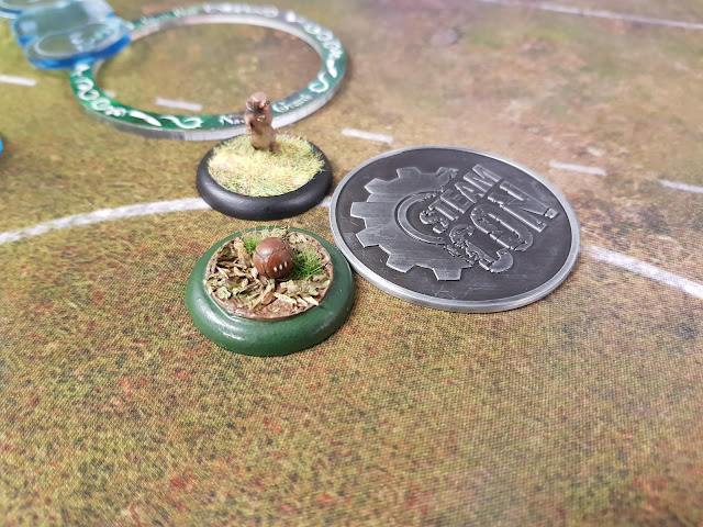 Random Nerdery - Guild Ball - Salt goal