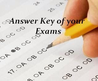 AP Eamcet 2015 Answer key
