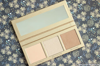 Review: L.O.V The Glowrious - Highlighting and Bronzing Palette - www.annitschksablog.de