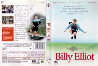 Carátula dvd:Billy Elliot (Quiero bailar) (2000)