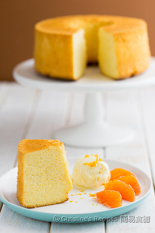 Orange Chiffon Cake03