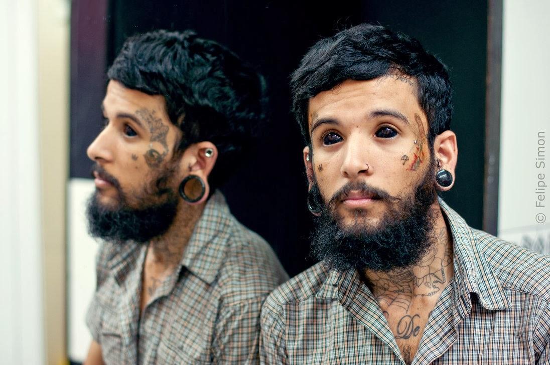 Le Tatouage Des Yeux La Nouvelle Lubie Des Chanteurs Jamaicains