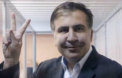 Михаил Саакашвили новости