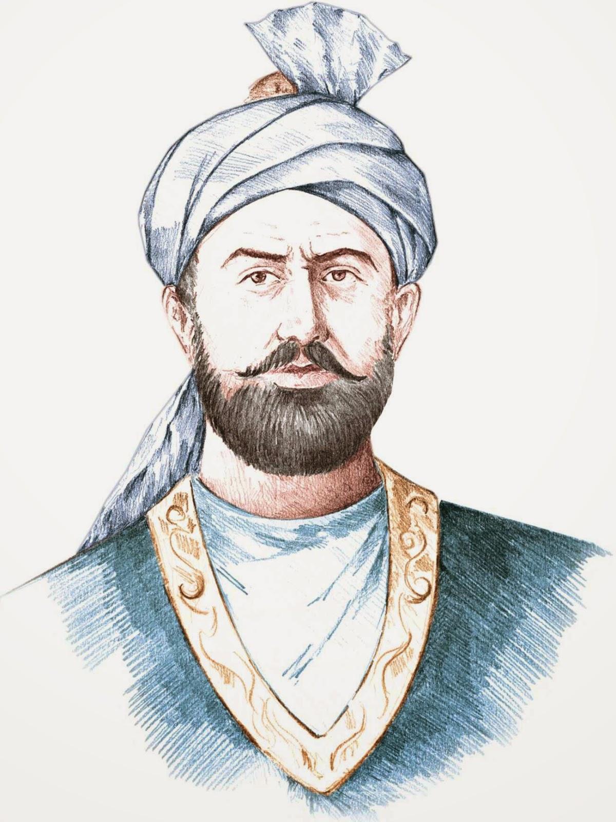 History of Pashtuns: Mir wais Hotak