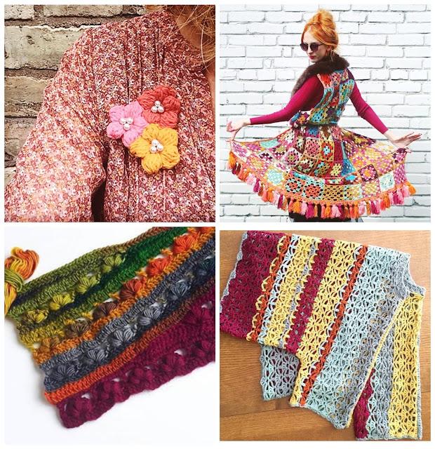 Crochet Inspiration – Insta Love