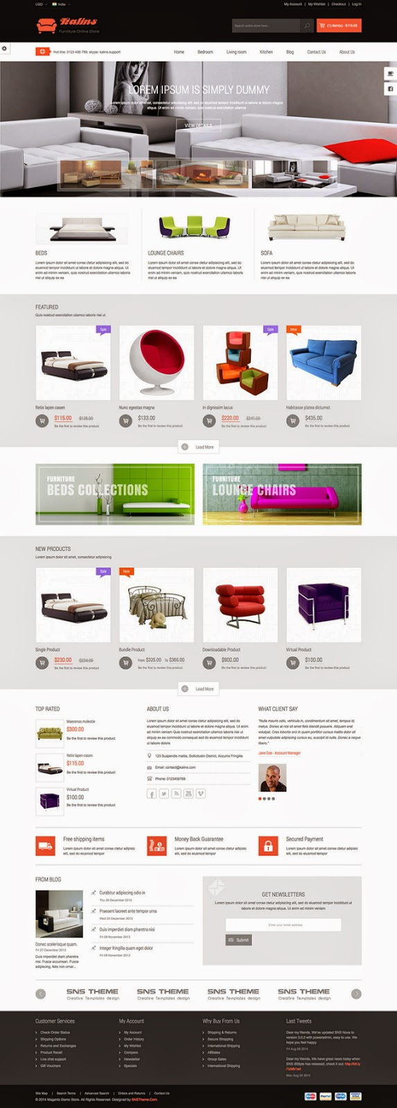 Best eCommerce Theme