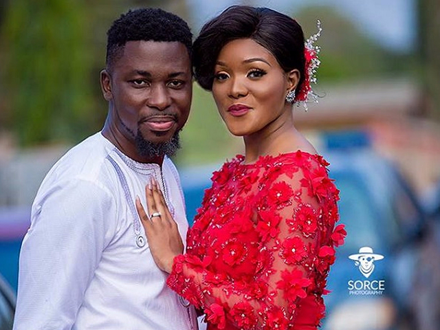 A-Plus & Akosua Vee To Hold White Wedding On September 23rd