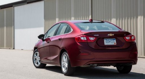 2018 Chevy Cruze SS Reviews, Change, Redesign Interior, Exterior, Release Date