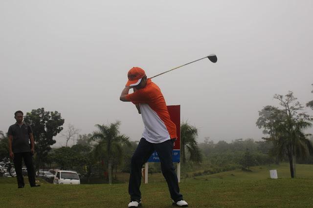Heri Amalindo Canangkan Golf Untuk Semua Kalangan