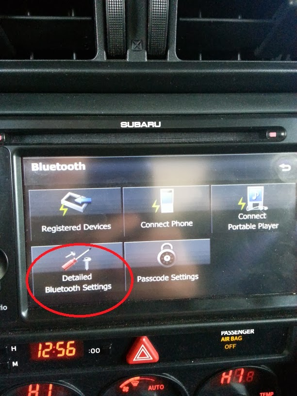 I've fixed my Bluetooth connection issue! - Scion FR-S Forum