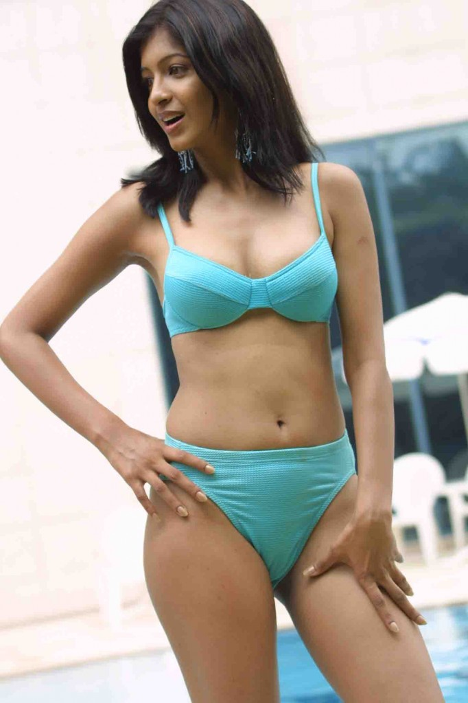 Sexy Indian Model in Bikini