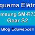 Esquema Elétrico Samsung SM-R730V Samsung Gear S2