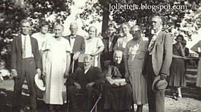 Jollett Reunion in or before 1934 http://jollettetc.blogspot.com
