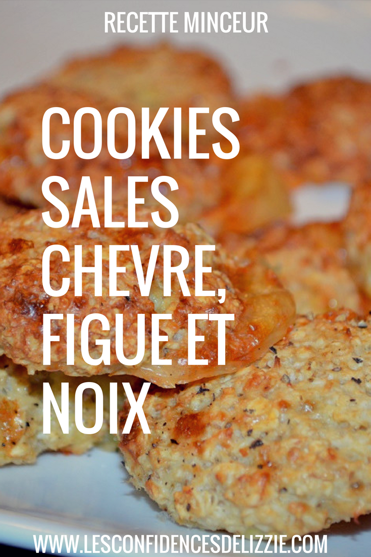 faire des cookies - snacks sales - gourmandise peu calorique - recette peu calorique - recette minceur