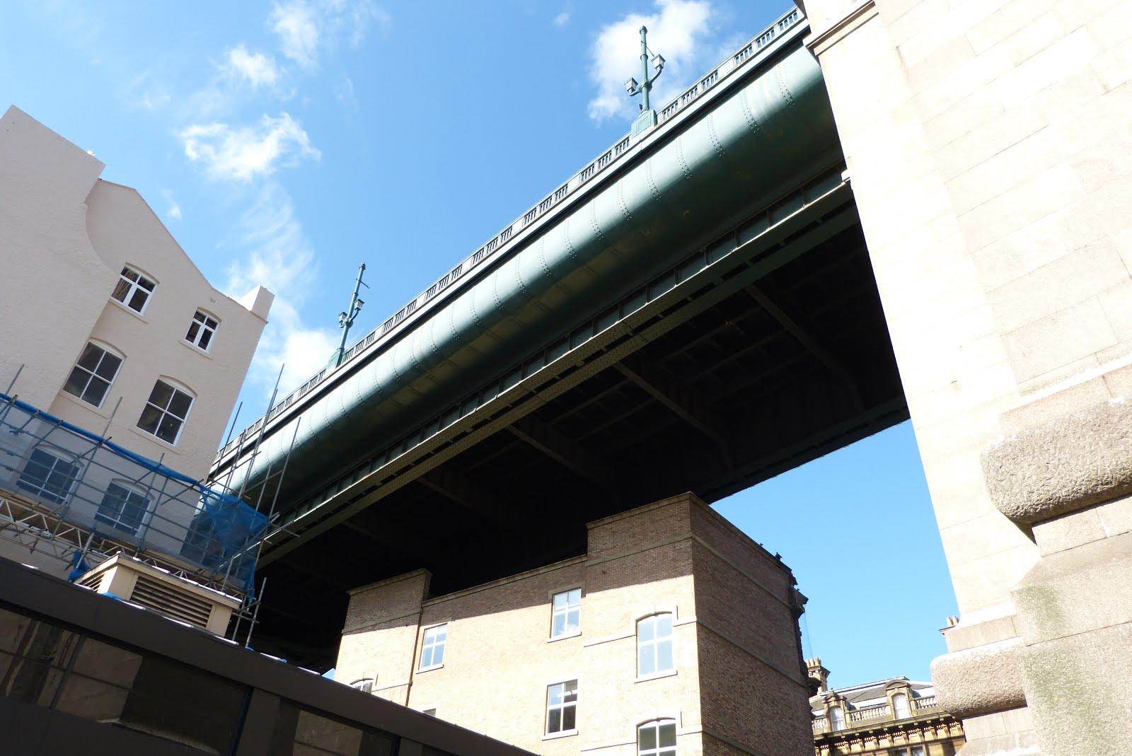 Мост в Ньюкасле