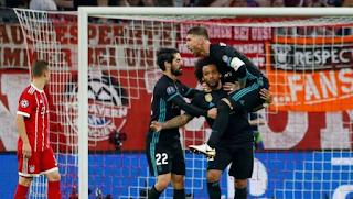 زين الدين زيدان يعلن القائمة النهائية لفريق ريال مدريد أمام بايرن ميونخ