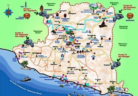 Daftar Nama Candi Di Yogyakarta