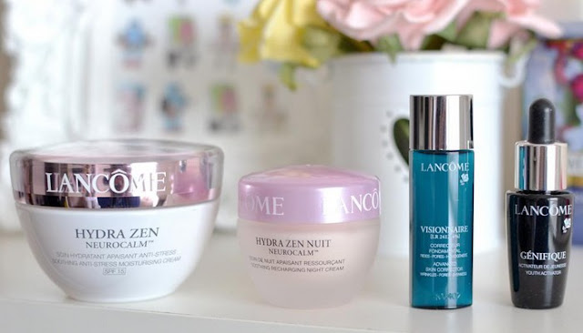 lancome skin care products for acne