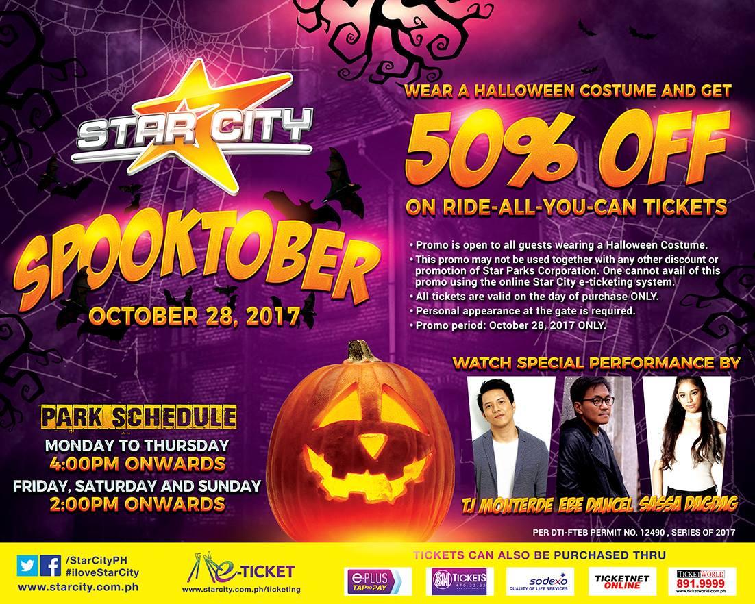 Star city discount coupon