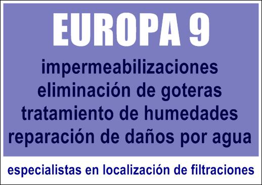 Impermeabilizaci n goteras techo en valencia empresa for Empresas instaladoras de pladur en valencia