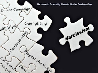 Narcissistic Personality Disorder Mother Facebook Resource Page by Gail Meyers Puzzle
